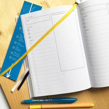 Zarządzanie czasem – planowanie dnia pracy