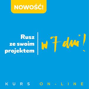 Banner reklamujący Plannerkowy kurs on-line
