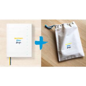 Pakiet Planner•Ka z dedykowanym Etui (PlannBag)