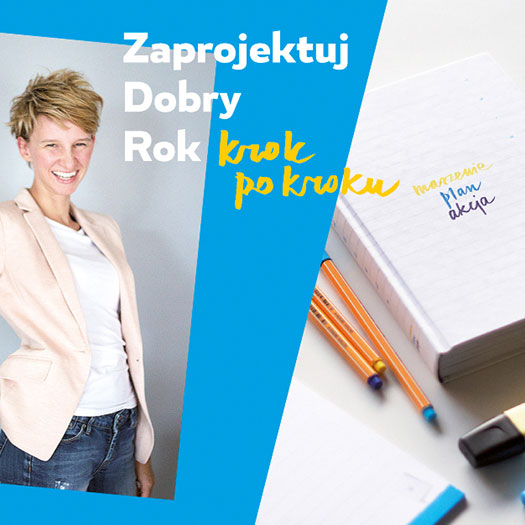 Plannerka - Zaprojektuj Dobry Rok!