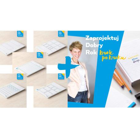 Pakiet Plików PDF i kurs Zaprojektuj Dobry Rok