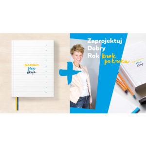 Pakiet Planner•Ka i kurs Zaprojektuj Dobry Rok