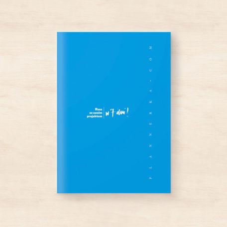 Plannerka Dziennik Projektu