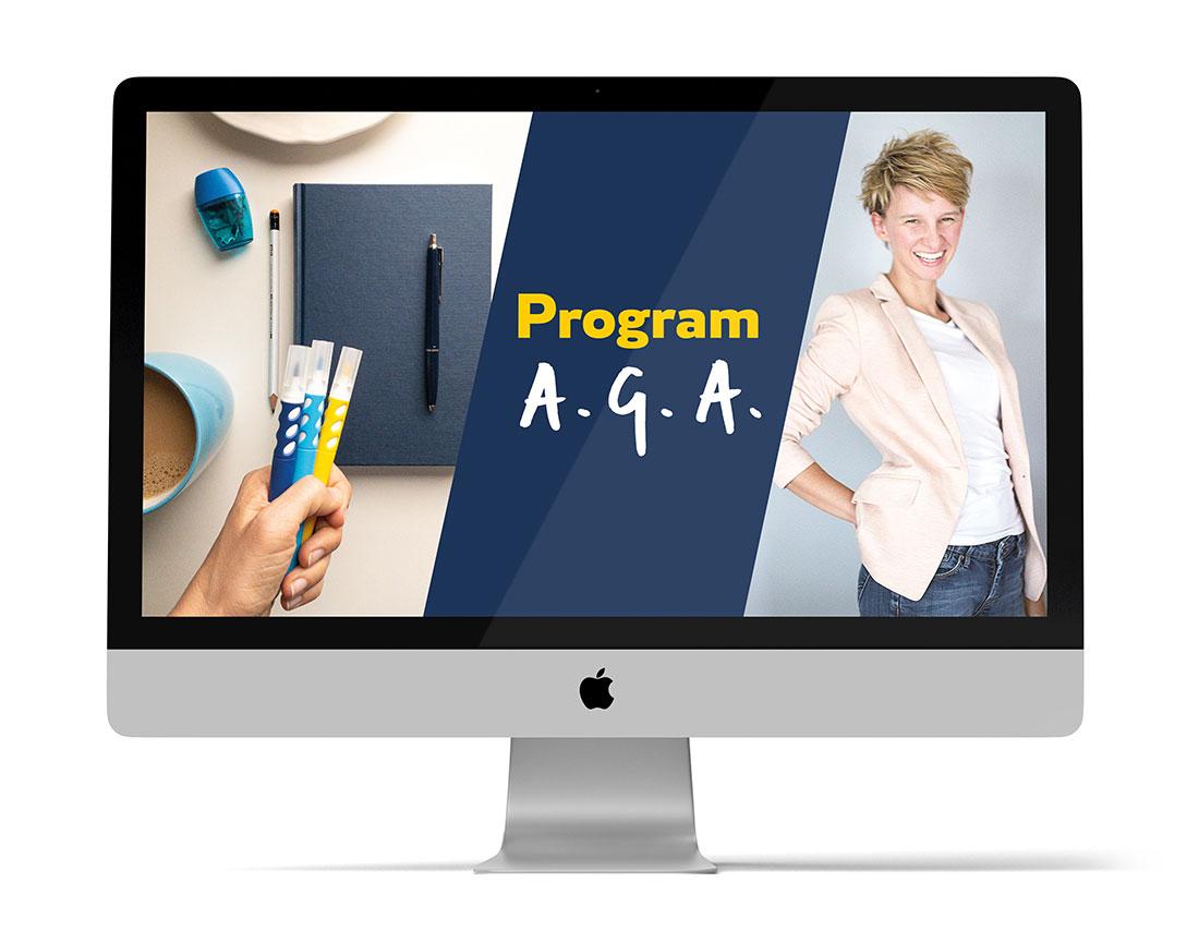 Plannerka - Program AGA o planowaniu biznesu