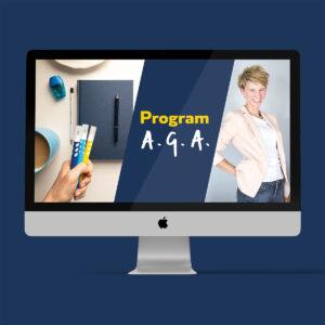 Program AGA Aga Zapora Plannerka